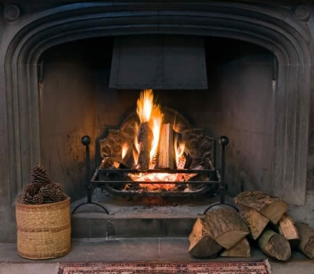 Tips on How to Keep Your Fireplace Clean