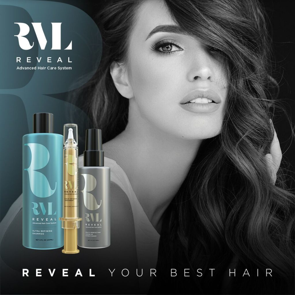 Reveal your best hair with RVL, a luxury at-home hair care system that would just as easily be at home in the world's most exquisite salons. Infused with Jeunesse exclusive HPT-6™ – a revolutionary polypeptide technology – and botanicals like fenugreek, flaxseed oil and jojoba oil, RVL blends the finest of science and nature. Uniquely formulated, each product works to help gently revitalize the appearance of your hair and scalp for fuller looking hair. The invigorating citrus scent of the RVL collection has a hint of clarifying eucalyptus for an alluring and uplifting experience.